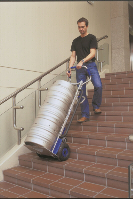 Powered stairclimber Case studies and scenarios